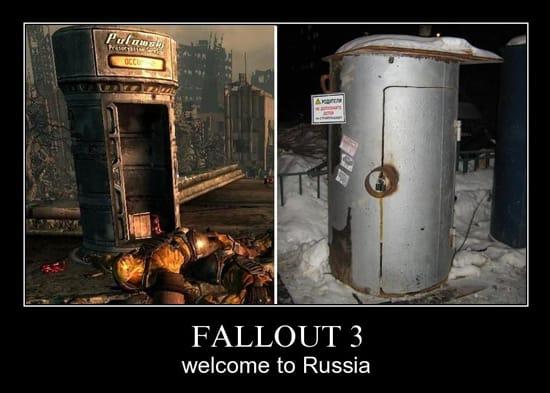 Fallout 3. Добро пожаловать в Россию