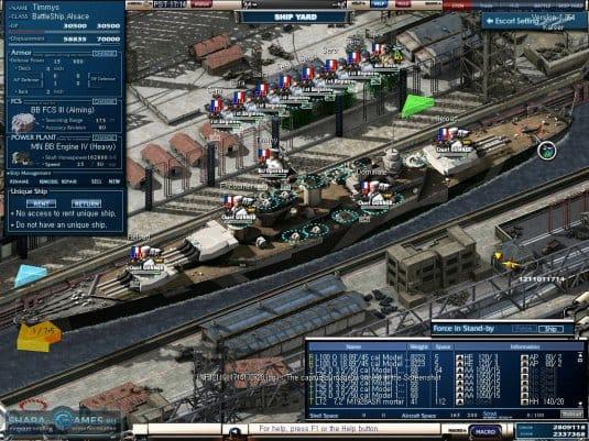 Прокачка экипажа и кораблей
