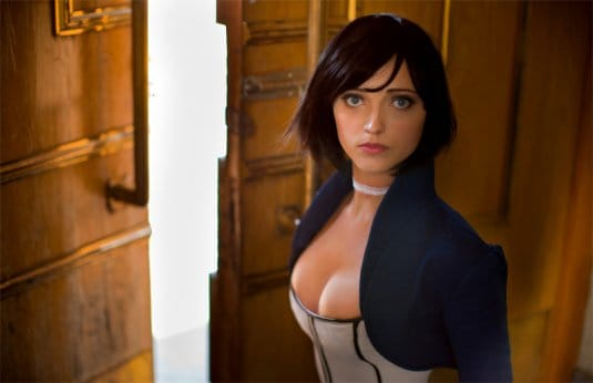 Элизабет из Bioshock косплей
