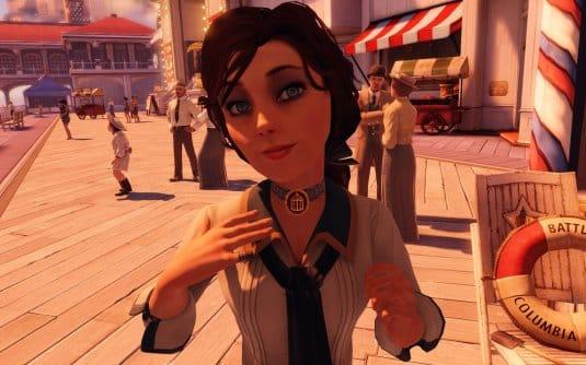 Оригинальные кадры с Bioshock. В городе