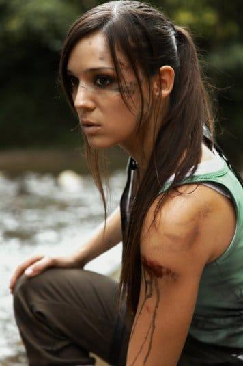 Косплей Tomb Raider в исполнение Illyne