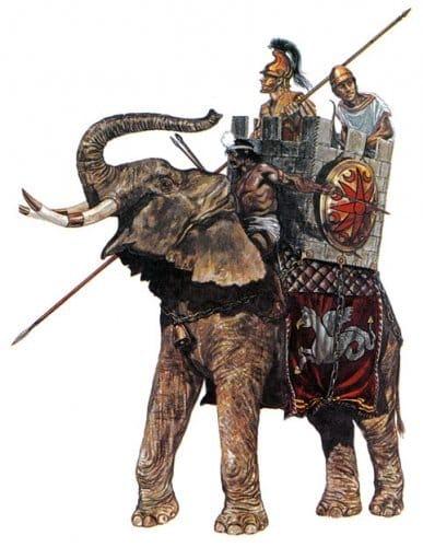 Боевой слон в «Травиан»