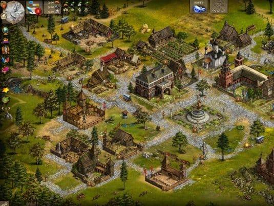 Государство, которым игрок будет управлять с начала игры.