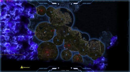 Карта ресурсов FireFall