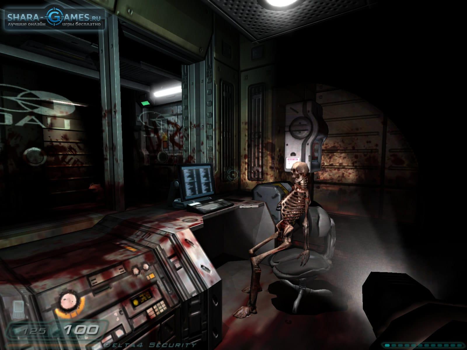 Скачать Doom 3 iOS Mac - Duqesa