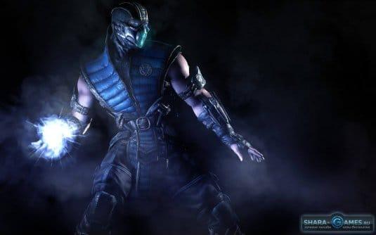 Sub-Zero в Mortal Kombat X