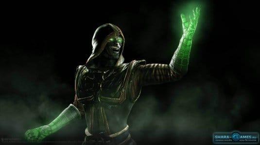 Ermac в Mortal Kombat X