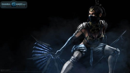 Kitana в Mortal Kombat X