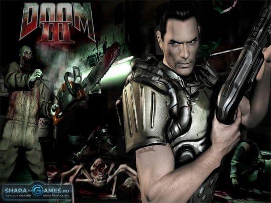 Скачать Doom 3