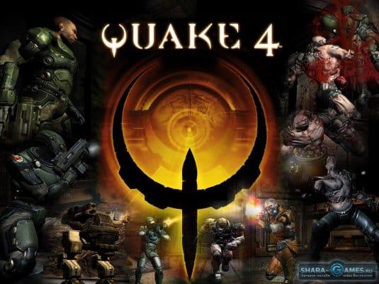 Скачать Quake 4