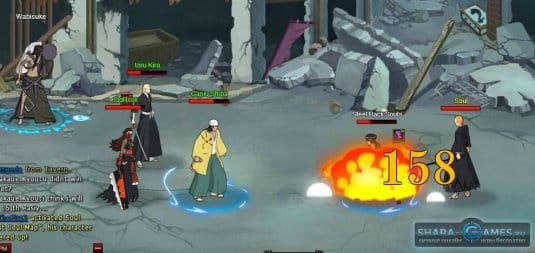 Сражение игрока с PvE-монстрами