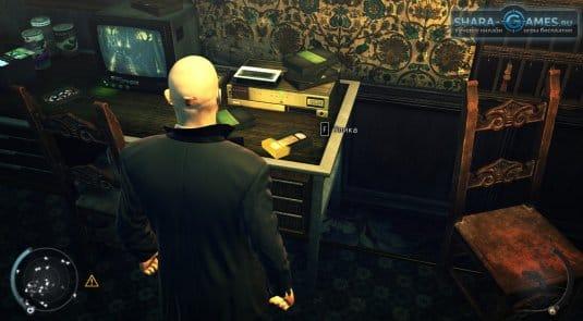 Поиск улик — один из элементов геймплея