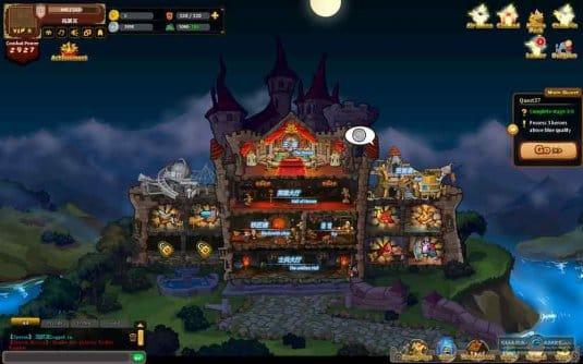 Ваш замок в Pockie Kingdom