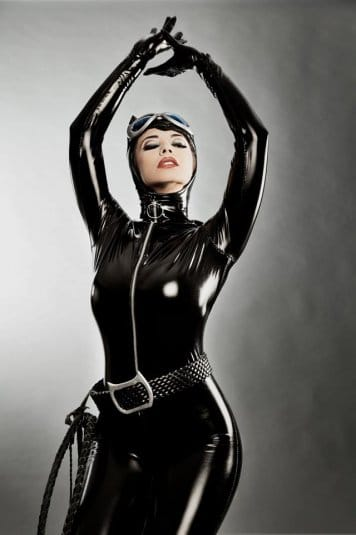 Косплей Женщина-Кошка от Марджи Кокс 2