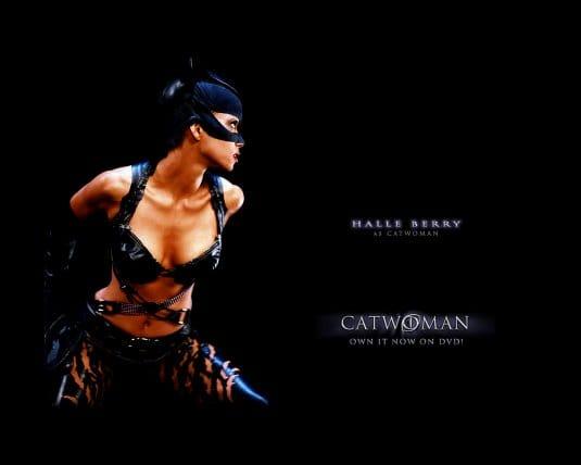 Косплей Женщина-Кошка от Хэлли Берри 2
