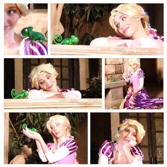 Косплей Rapunzel от Жанна Виноградова