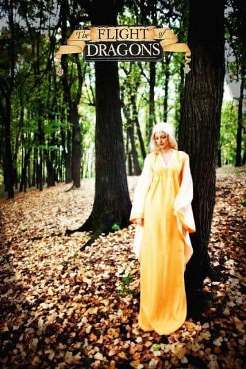 Анна Молева — косплей на princess Mellisande №3