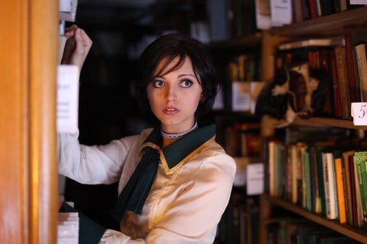 Анна Молева — косплей на Bioshock Infinite №1