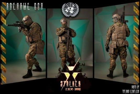 Военные ООН