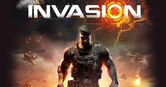 Invasion Online War Game скачать на Android