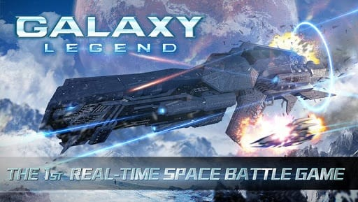 Скачать Galaxy Legend на iOS