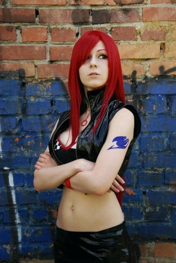 Fairy Tail cosplay #15