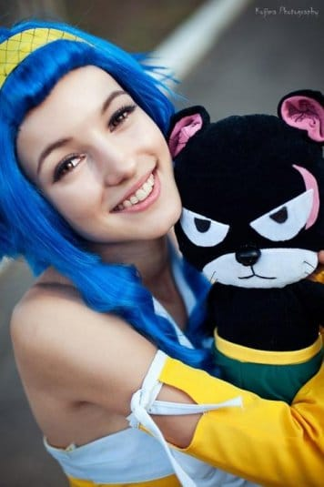 Fairy Tail cosplay #16