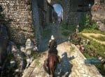 В средневековом замке
