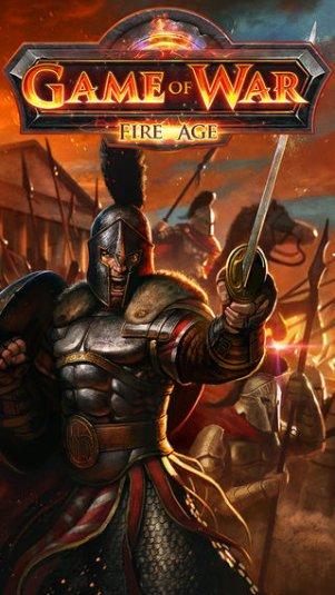 Обложка игры War - Fire Age