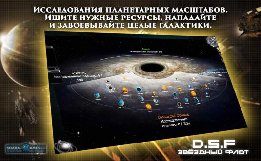 Исследование планетарных масштабов