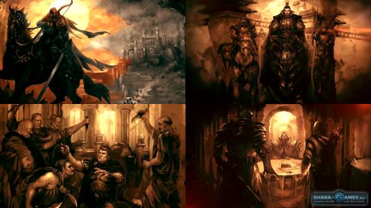 Угадайте к какие исторические эпохи и персонажи изображены на картинке