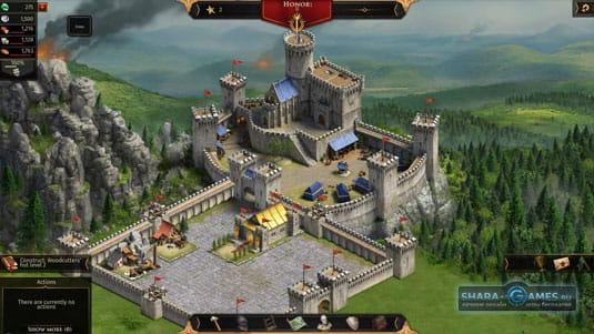 Начальный замок