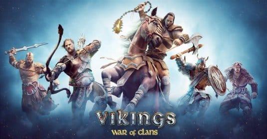 Скачать Vikings: War of Clans [iPhone]