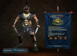Воин Ареса и детальная информация