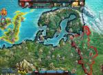 Глобальная карта Европы
