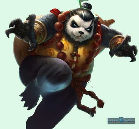 Тайцзи Панда