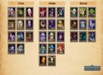 Список герое игры