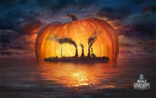 Хеллоуин #5