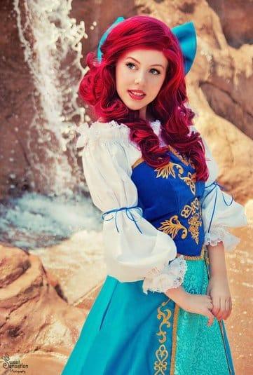 Ariel by Courtoon