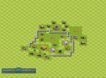 Схема строения базы для удачного фарма. Вариант 5