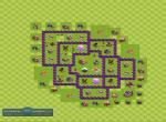 Примеры расстановки базы в Clash of Clans. Часть 1