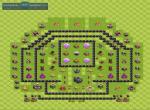 Схема базы для удачного фарма трофеев. Вариант 6