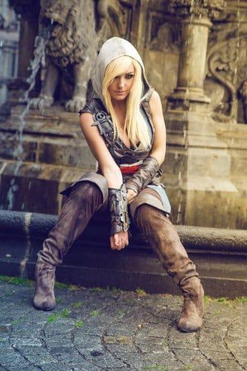 Assassin's Creed Cosplay Jessica Nigri #2