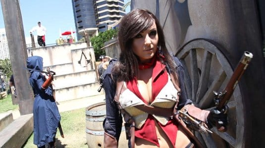 Assassin's Creed Cosplay Jessica Nigri #4