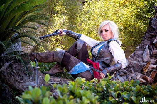 Assassin's Creed Cosplay Jessica Nigri #12