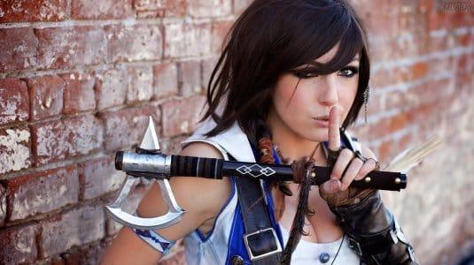 Assassin's Creed Cosplay Jessica Nigri #13