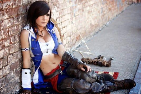 Assassin's Creed Cosplay Jessica Nigri #14