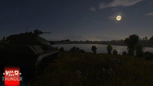 Обновленное небо в War Thunder. Скриншот 2