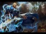 Скандинавский бог грома и молний  - Тор