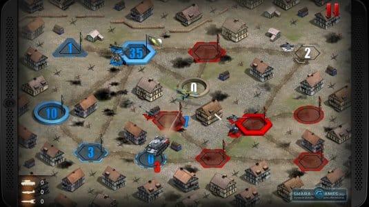 Сражение за базу